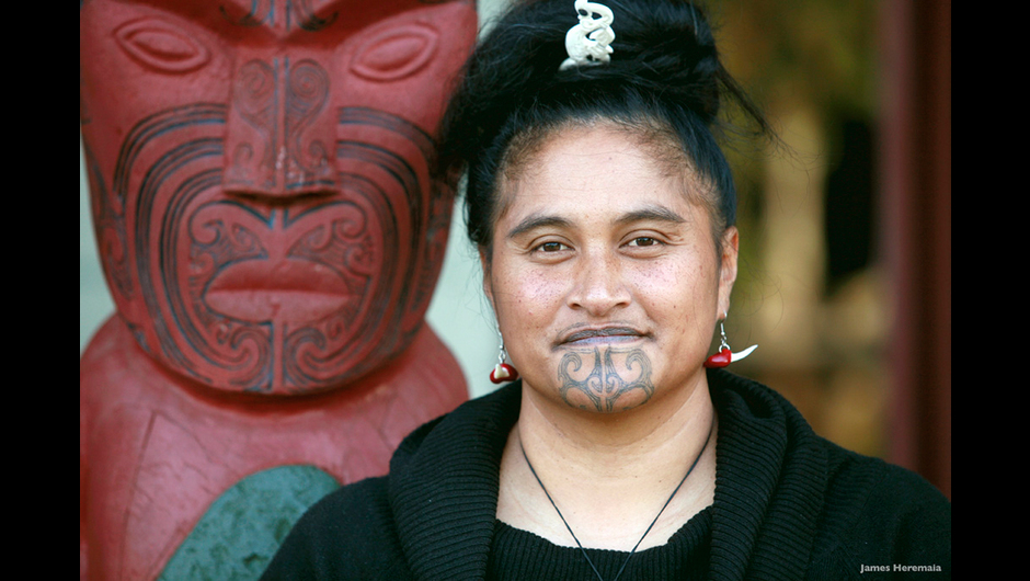 Maori Face Tattoo Female: Ethnic Tattoos & Their Influences